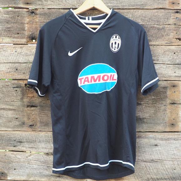 premium selection 0dc46 e4584 2006-2007 Juventus Juve Bianconeri Jersey Shirt